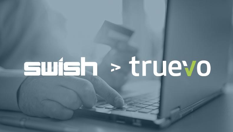 swish rebrands as truevo payments