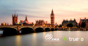 PAX Partners with Truevo for UK Point of Sale Solutions