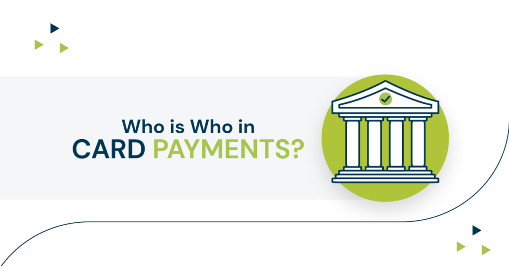 Card payments who is who