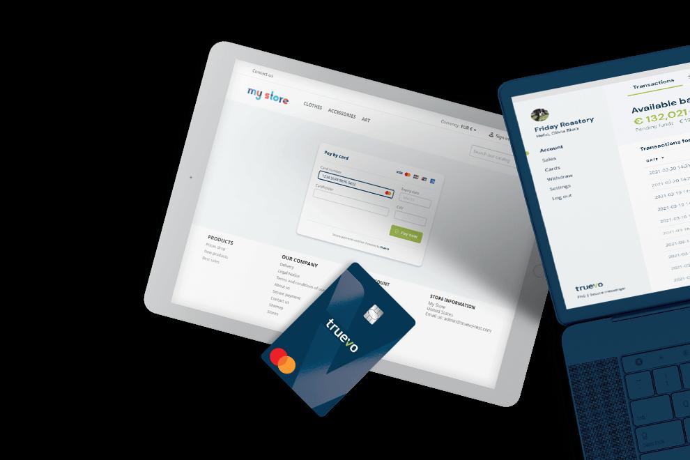truevo account payments